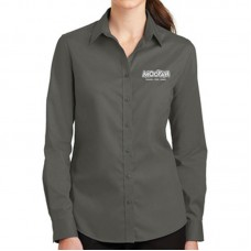 Women's General Manager Long Sleeve - Button Up