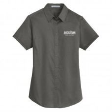 Women's General Manager Short Sleeve - Button Up