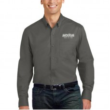 Men's General Manager Long Sleeve - Button Up