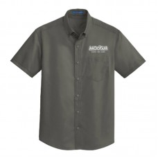 Men's General Manager Short Sleeve - Button Up